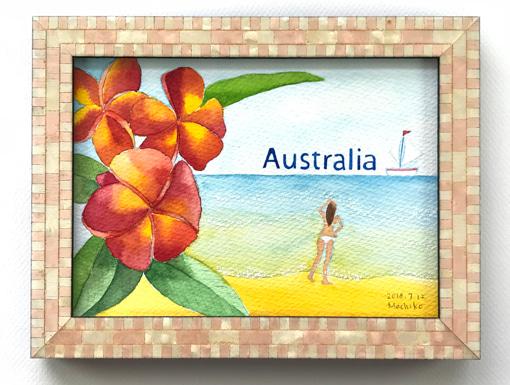 オーストラリアのケアンズ