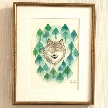 オオカミ先生